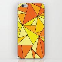 Yelloup iPhone & iPod Skin