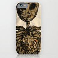 Jack Skellington iPhone 6 Slim Case