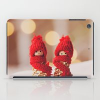 Love For Two. iPad Case
