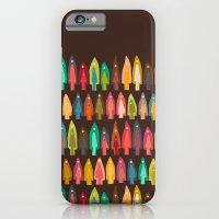iPhone & iPod Case featuring Shirish trees chocolate by Sharon Turner