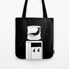 Thirst for Freedom Tote Bag