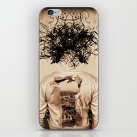A Visit To The Gallery I… iPhone & iPod Skin