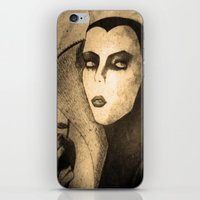 evil queen -snow white iPhone & iPod Skin