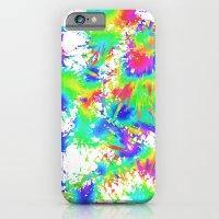 Groovy Splash iPhone 6 Slim Case