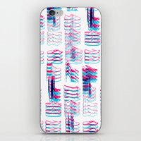 16 SHOES LATER - THE 3D SERIES iPhone & iPod Skin