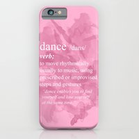 iPhone & iPod Case featuring Dance by haleyivers