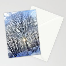Shining Through Stationery Cards