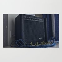 Guardians Of The Amp Rug
