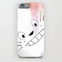 iPhone & iPod Case featuring Totoro Love by Julia Kovtunyak
