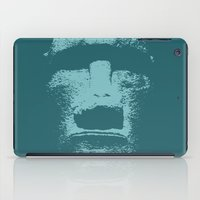 Maoi Head iPad Case