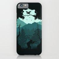 Hunting Season - Blue iPhone 6 Slim Case
