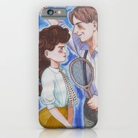 iPhone & iPod Case featuring A Tremendous Thing Indeed by Anna Gogoleva