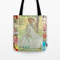 1957 Spring/Summer Catalog Cover Tote Bag
