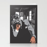 The Gangster Stationery Cards