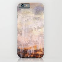 iPhone & iPod Case featuring City by Tony Gaglio