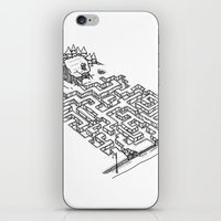 Antisocial iPhone & iPod Skin