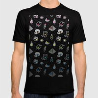 Alchemy Mens Fitted Tee Black SMALL
