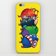 TUBY : Avengers iPhone & iPod Skin