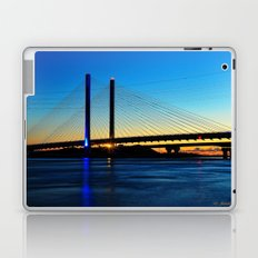 Indian River Inlet Bridge Laptop & iPad Skin
