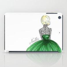 Emerald Dress iPad Case