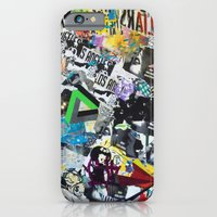 iPhone & iPod Case featuring LOS ANGELES by Brandon Neher
