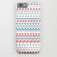 Hex Orange iPhone 6 Slim Case