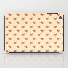Kawaii watermelon iPad Case