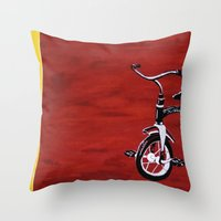 Playtime! Throw Pillow