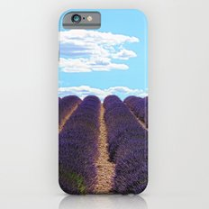 PROVENCE - Lavender | France | Travel | Summer | Purple | Nature | Landscape Slim Case iPhone 6s