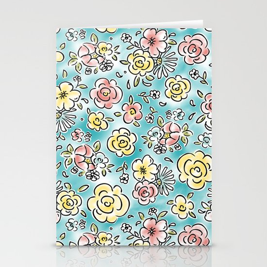 Dainty Details Stationery Card