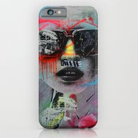 Graffiti Wall NYC iPhone 6 Slim Case