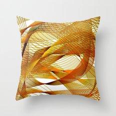 Autumn Indecision Throw Pillow