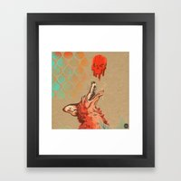 Fizzox Framed Art Print