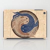 shuiwudáo yin yang mandala iPad Case