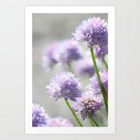 I Dreamt Of Fragrant Gar… Art Print