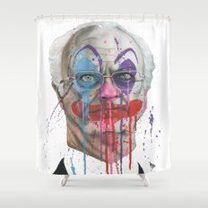 Bozo Shower Curtain