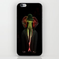 Elephant Man 017 iPhone & iPod Skin