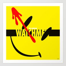 Watchmen 2.0 - The Comedian Art Print
