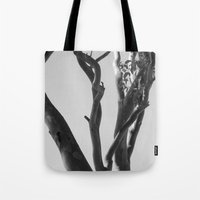 Now You See The Tree Tote Bag