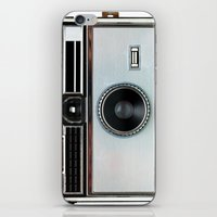 Retro Camera iPhone & iPod Skin