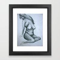 Sisters III Framed Art Print