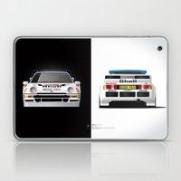 Group B Edition, N.º4, Ford RS200 Laptop & iPad Skin