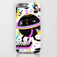 iPhone Cases featuring Interstellar Beat by Muxxi