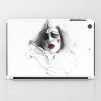 Red Lips iPad Case