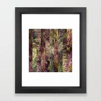 Super Natural No.5 Framed Art Print
