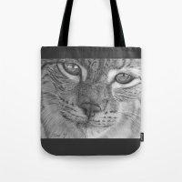 European Lynx Tote Bag