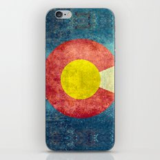 Colorado State Flag iPhone & iPod Skin