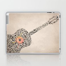 Guitar Notes Laptop & iPad Skin