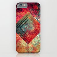 iPhone & iPod Case featuring Random Square by Esco
