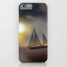 Sailing To Heaven iPhone 6 Slim Case